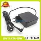19V 3.42A ac power adapter laptop charger for Asus F302LA F556U F556UA K401LB K401UB N543UA EU Plug