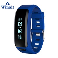 Winait hot sale F1 smart bracelet with movement mileage record Sleep Monitoring