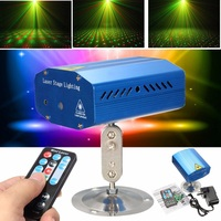 New Auto Voice R G Mini LED Stage Lamp Light Laser LED Stage Lighting Effect Projector