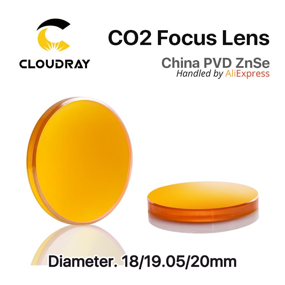 Diámetro de la lente de enfoque de CO2 ZnSe de China. 18 - 20 mm FL - Instrumentos de medición - foto 4