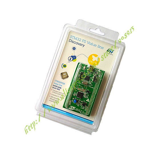 Free Shipping STM32F0308DISCOVERY Discovery Kit For STM32F030 Value Line With STM32F030R8 MCU
