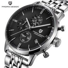 2018 Mens Watches Top Brand Luxury PAGANI DESIGN Men's Sports Watch Casual Waterproof Quartz Wristwatch Clock Relogio Masculino цена и фото