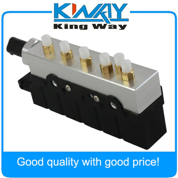 Free Shipping-Air Suspension Compressor Valve Block 2203200258 For Mercedes-Benz S-Class W220