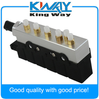 Free Shipping Air Suspension Compressor Valve Block 2203200258 For Mercedes Benz S Class W220