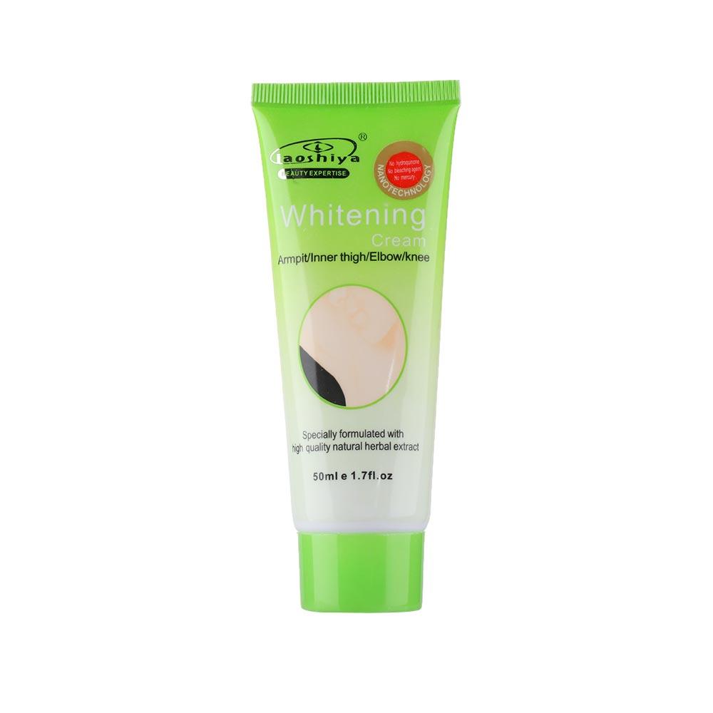 50g Armpit Elbow Knee Thigh Skin Beauty Whitening Lightening Body Concealer Bleaching Cream Cosmetic