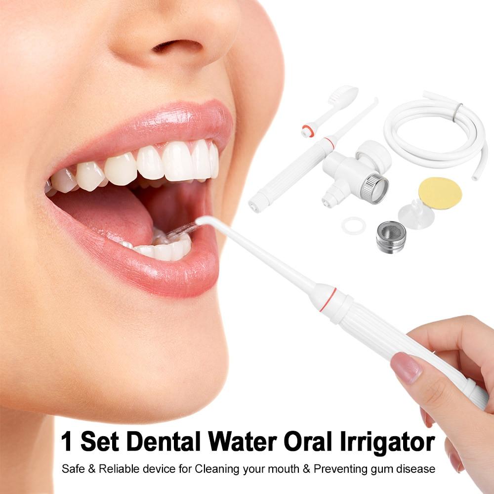 Mundhygiene Dental Flosser Humorvoll 1 Satz Zahnreiniger Floss Wasser Dental Flosser Jet Mit Beweglichen Zahnbürste Kopf Wasser Glasschlacke-auswahl Oral Health Care Einfach Und Leicht Zu Handhaben