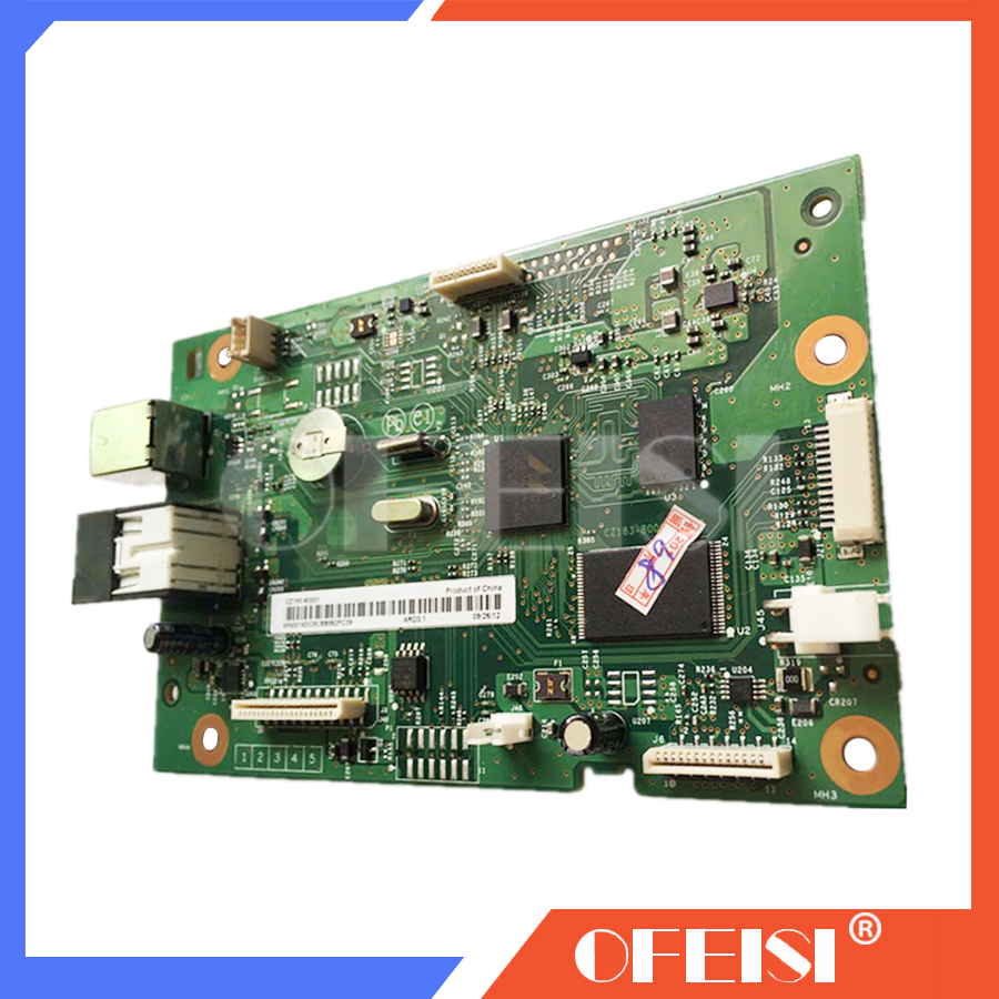 Formatter Board for HP LaserJet Pro MFP M127 M128 M127FN M128FN M127FW M128FW CZ181 60001 CZ183 60001 print part on sale in Printer Parts from Computer Office
