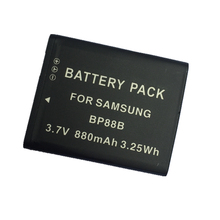 BP-88B lithium batteries pack BP 88B Digital Digicam Battery BP88B for Samsung MV900