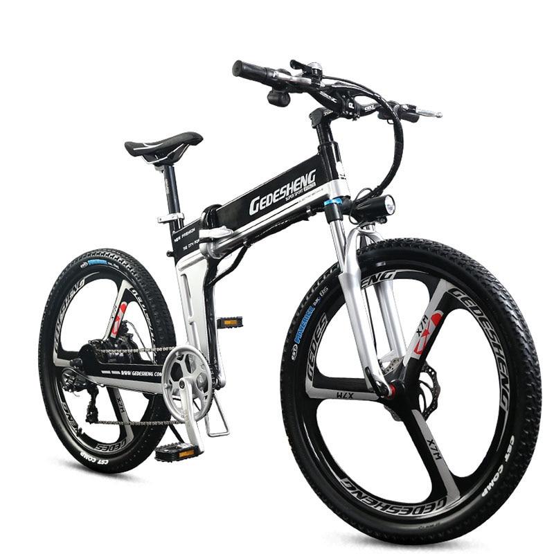 26 Electric Bicycle 48v Hidden Lithium Battery 400w Mtb Ebike High
