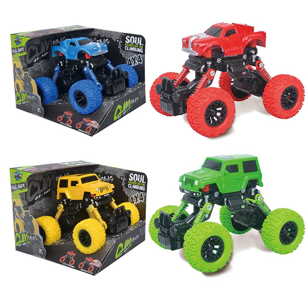 Four Wheel Drive Off Road Vehicle Simulation Model Toy Car Model Baby Toy Car Gift