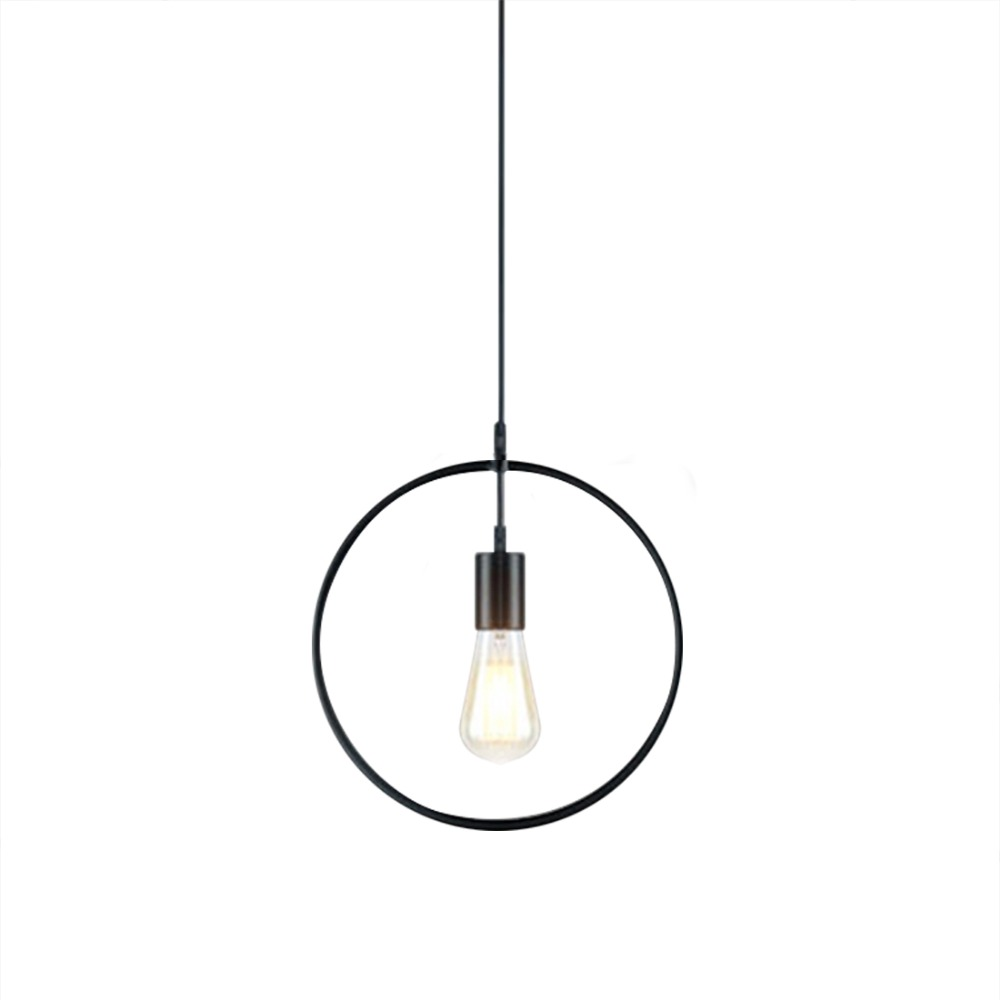 40W Round Shape Modern Pendant Lights font b Kitchen b font Restaurants font b Bar b