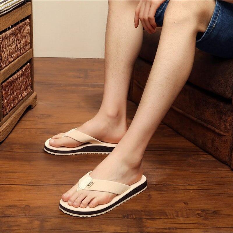 HUOLUN Summer Sandbar Antiskid Տղամարդիկ Հանգիստ - Տղամարդկանց կոշիկներ - Լուսանկար 3