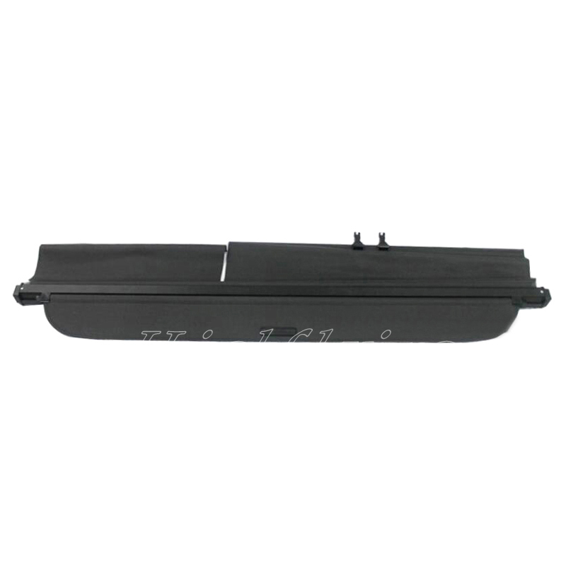 Black Trunk Cargo Cover Security Sheild Shade For Toyota Land Cruiser LC200 2012-2016 black rear trunk cargo cover shade for toyota land cruiser prado fj150 2010 2011 2012 2013 2014 2015