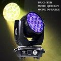 Движущаяся головка 19X15W LED Zoom Wash профессиональный свет