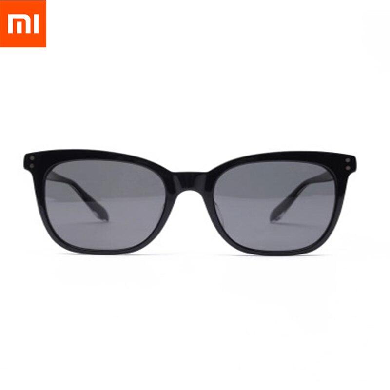 Здесь продается  2018 Original Xiaomi Mijia TS Sunglasses Cat eye Nylon Polarized Sun Mirror Lenses 100% UV-Proof Light For Man Woman Outdoor  Бытовая электроника