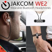 JAKCOM WE2 Wearable Inteligente Fone de Ouvido venda Quente em Fones De Ouvido Fones De Ouvido como blutooth fone de ouvido olá kitty earbud