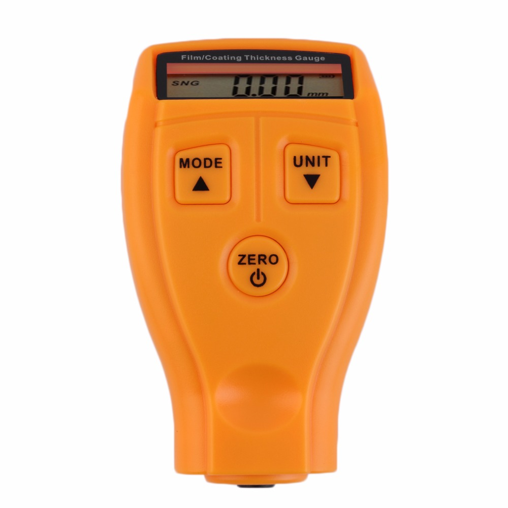 GM200 thickness gauge of paint and varnish coatings paint coating gauges measurement Coating Painting Tester Ultrasonic Film Min