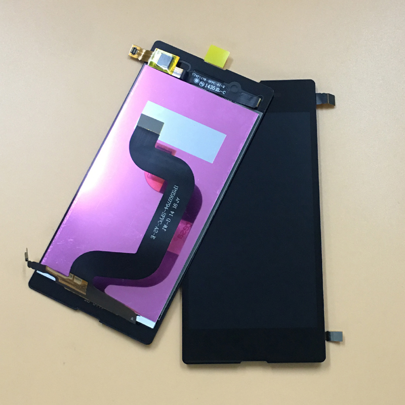 For Sony Xperia E3 D2202 D2203 D2206 D224 Touch Screen Digitizer Sensor Glass Panel + LCD Display Monitor Module Assembly