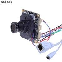 Onvif H.264/H.265 25fps 1080P Hi3516CV300 (3MP 3.6mm Lens) Full HD Network 2.0MP IP Camera CCTV Security Camera with IR CUT