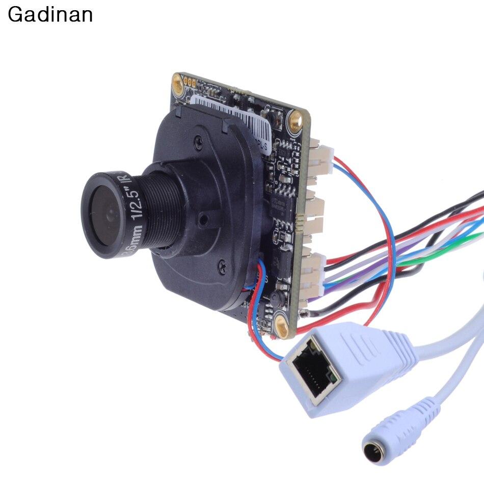 bilder für Onvif H.264/H.265 25fps 1080 P Hi3516CV300 (3MP 3,6mm Objektiv) Full HD Netzwerk 2.0MP Ip-kamera CCTV Überwachungskamera mit IR-CUT