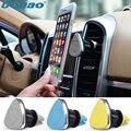 Universal do telefone móvel magnética stand holder car air vent montar titular para todos os smartphones 3 cores marca Cobao