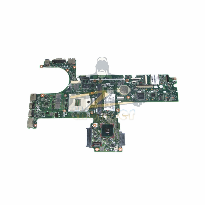 NOKOTION 613294-001 For Hp Probook 6450B 6550B Laptop Motherboard HM57 GMA HD DDR3 nokotion 599518 001 laptop motherboard for hp compaq probook 4321s 4420s 4421s ati mobility radeon hd 5430 hm57 ddr3 mainboard