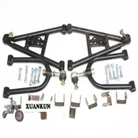 XUANKUN Beach Car Crank Arm Homemade Four Wheeled Three Wheeled Motorcycle Kart Car Modified Front Swing Arm Swing Flange