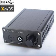 Brise Audio DSD USB DAC ES9018K2M XMOS U8 OP275 * 2 LM49860 Classe Un Écouteur Décodeur I2S DSD USB audio amplificateur AMP