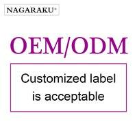OEM/ODM приемлемые ресницы расширение с индивидуальный дизайн nutural длинная стильная Накладные ресницы ручной работы отдельных Нага ресницы