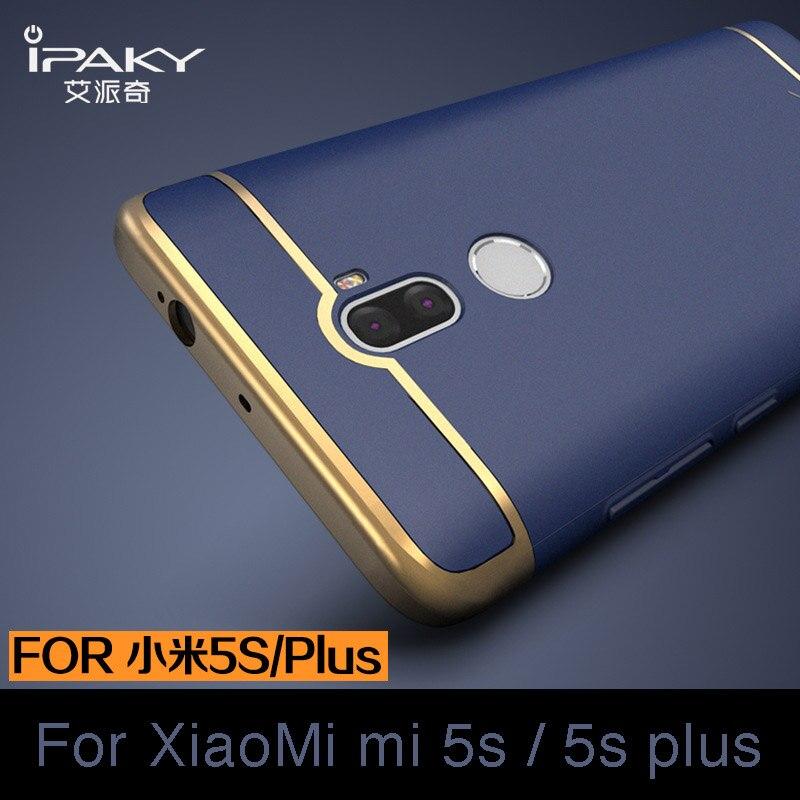 Xiaomi mi 5s Case Original iPaky 3in1 Fashion xiaomi mi5s Plating Back Cover For xiaomi mi
