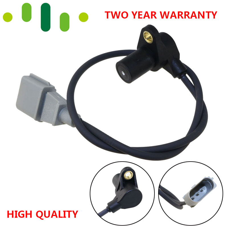 100% Test 0261210143 077905381E New Crankshaft Pulse Camshaft Crank Cam Position RPM Sensor For AUDI A8 Quattro S8 3.7 4.2