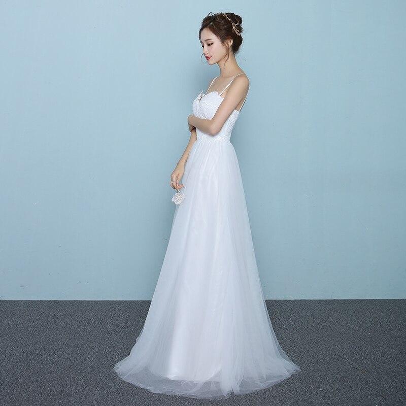 Fein Einfache Elegante Hochzeitskleider Galerie - Brautkleider Ideen ...