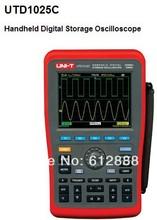 Cheaper Wholesale UTD1025C Handheld Digital Storage Oscilloscope 25Mhz
