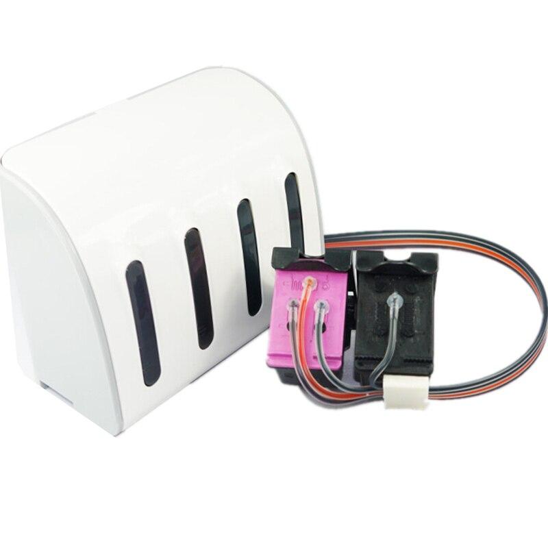 Imprimante CISS Remplacer pour hp 339 344 C8767EE C9363EE Remplacer pour hp 339 344 Deskjet 6940 6980 9800 Officejet 7210 7313 7410 2610