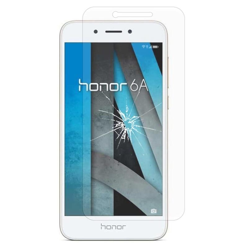 Закаленное стекло 2.5D 9H для Huawei Honor 6A, защита для экрана Honor 6 A Honor 6A, стеклянная Защитная пленка для телефона с искусственным рисунком 5,0 дюйма