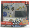 NEW Flick Trix Bmx Finger Bike Deluxe Package SE Raoing FT bikeshop Alloy model bicycle Mini toy for boy