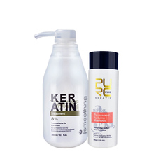 NEW-Purc 8% Formalin Keratin Brazil Treatment 100Ml Purifying Shampoo Hair Care Make Straightening Smoothing Shin