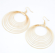 Boho Earrings Fashion Amazing Hot Sale Multilayer Stud Jewelry