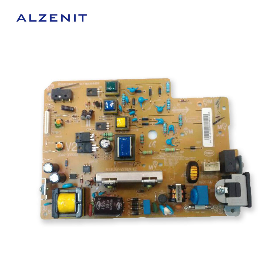 For Samsung ML 2161 ML-2161 Original Used Power Supply Board Printer Parts 220V On Sale brand new inkjet printer spare parts konica 512 head board carriage board for sale