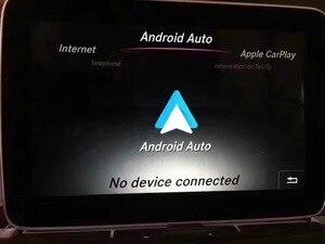 Image 3 - 2018 أحدث CarPlay لمرسيدس بن NTG5 S1 أبل وأندرويد أداة تفعيل السيارات آيفون/أندرويد تحديث بواسطة MB ستار C4 أو C5