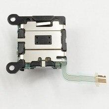 Joystick analógico 3d esquerda e direita, 2 peças, controle de botão, vara de reparo para ps vita slim, psv 2000 PCH-2000