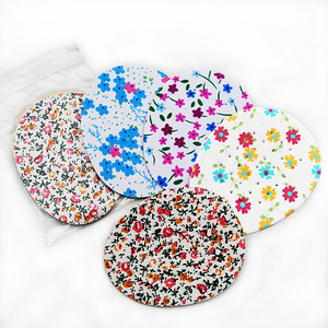 Image 5 - Women Pads High Heel Soft Insert Anti Slip Foot Protection Pain Relief Female shoes insert Forefoot Insoles Shoes