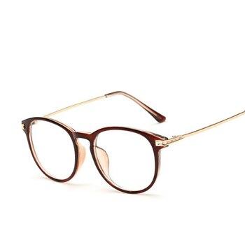 Las mujeres los hombres marcos De lentes para mujer De diseñador De...