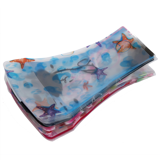 20pcs 18cm275cm Foldable Plastic Vaserandom Send Various Styles