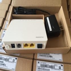 Oryginalny nowy Hua Wei GPON HG8120C ONT z 1GE + 1FE + 1PORT VIOP SC UPC interfejs angielska wersja