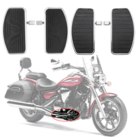 Areyourshop Motorcycle For Honda VTX 1800 VTX 1300 VL800 VL400 For Yamaha V STAR For Suzuki Front Rear Floorboard Footboard
