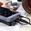 SaoMai SM3 hifi Lossless Mp3 player + HA2 Tela Sensível Ao Toque fone de ouvido amplificador de viagem ao ar livre esporte carro amplificador mp3 carro mp3 jogador