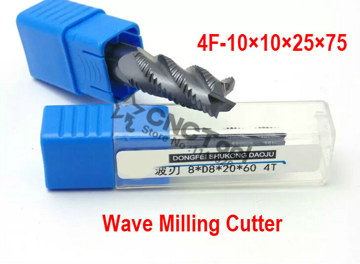 1Pcs 8x35MM Up/&Down Cut 2 Spiral Flute Carbide Mill,CNC Milling Cutter,Woodwork