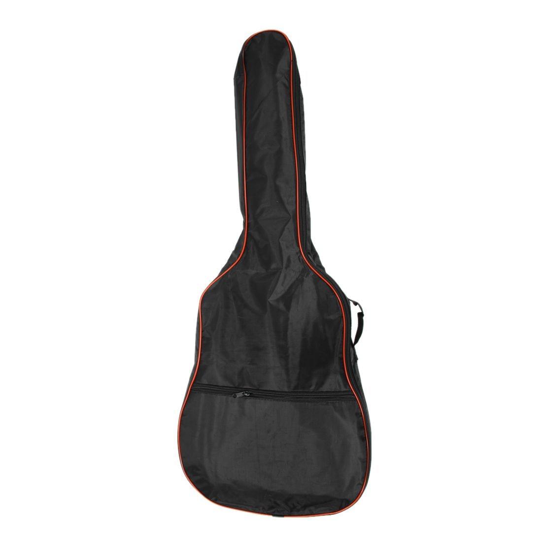 5 pcs of 41 Inch Classical Acoustic Guitar Back Carry Cover Case Bag 5mm Shoulder Straps