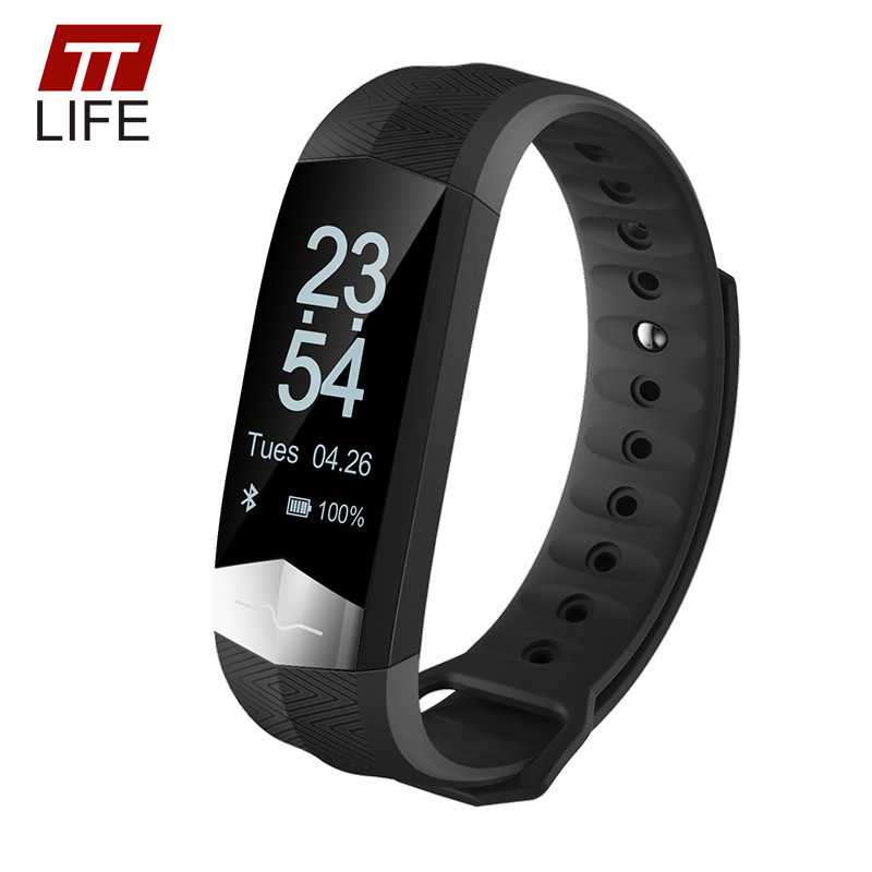 TTLIFE Relogio Feminino Watch Heart Rate Monitor Bluetooth Smart Watch Waterproof Fitness Tracker Smart Bracelet for Android IOS leegoal bluetooth smart watch heart rate monitor reminder passometer sleep fitness tracker wrist smartwatch for ios android